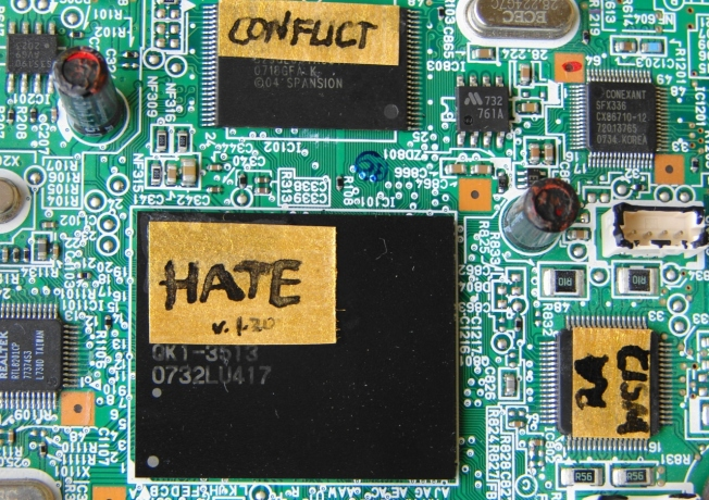 Updated HATE, RACISM and CONFLICT processors