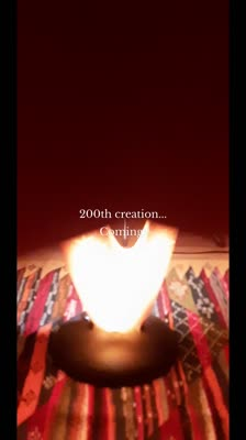 200th creation... Coming!